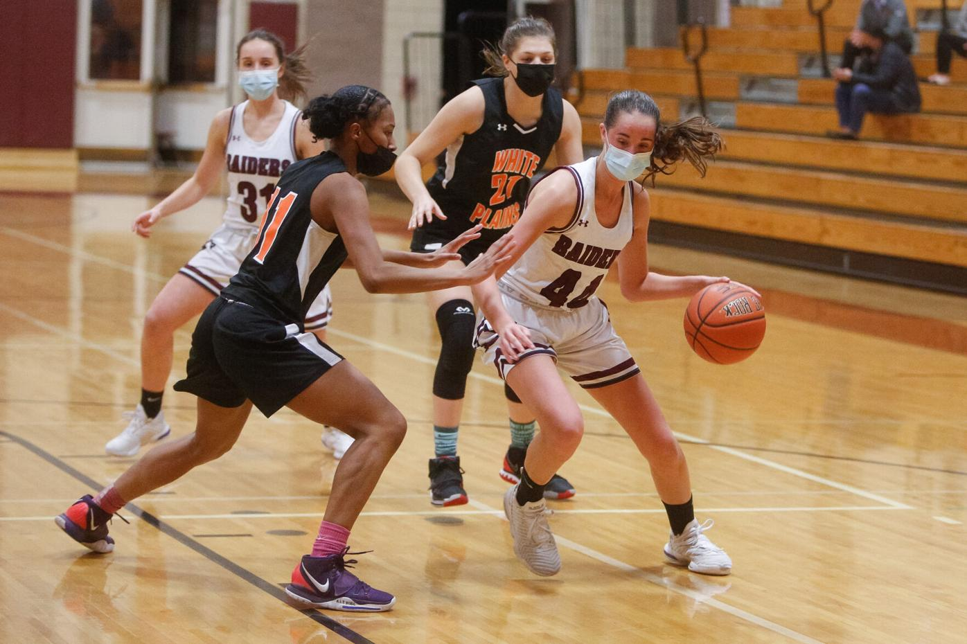 Scarsdale girls hoop