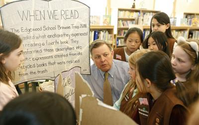 Edgewood principal announces plan to retire