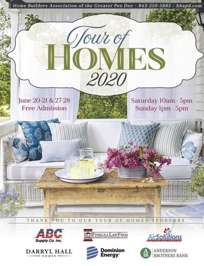 Home Builders Association Tour of Home is Saturday and Sunday