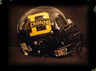 Dillon helmet