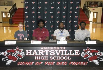 HHS signees