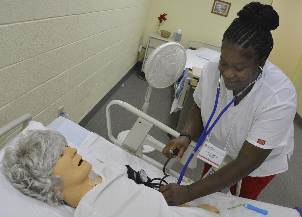 American Red Cross Of Florence First In Sc To Participate In Nurse