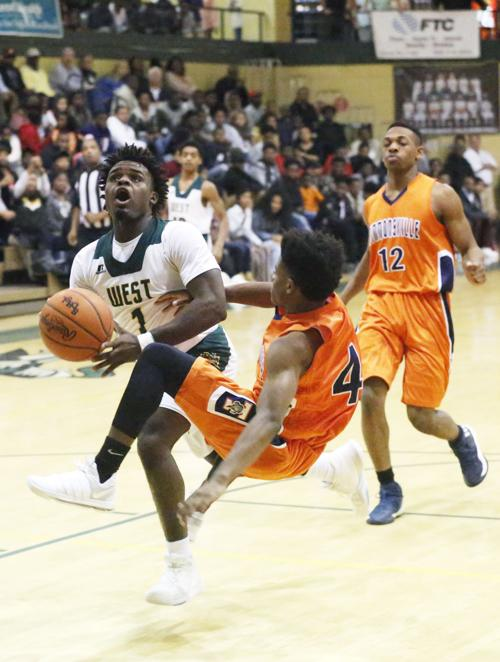 West Florence vs. Timmonsville Carolina Classic