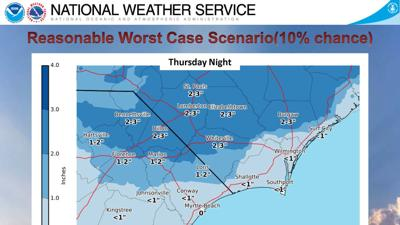 Confidence for snow Thursday increasing, National Weather Service says