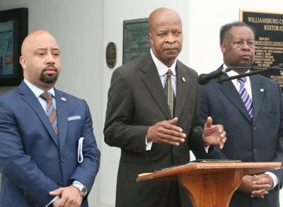 Williamsburg County News Conference