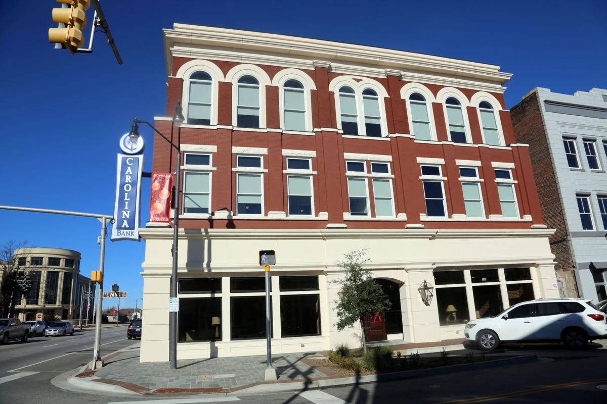 Carolina Bank opens new headquarters in downtown Florence