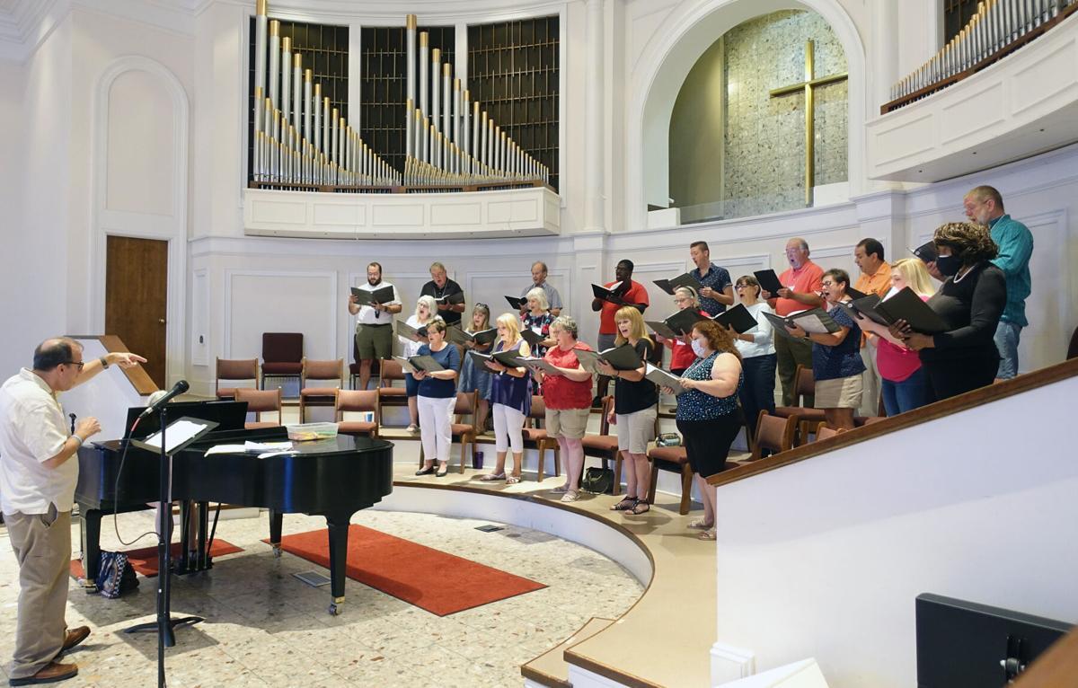 Hartsville Community Choir to perform July 31