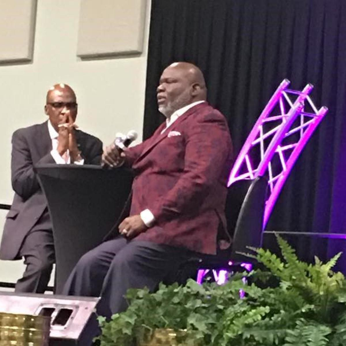 td jakes leadership conference 2020