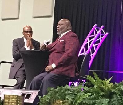 Bishop Michael Blue to host free conference featuring Bishop