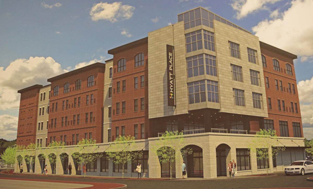 New Hyatt Place Hotel Planned For Downtown Florence