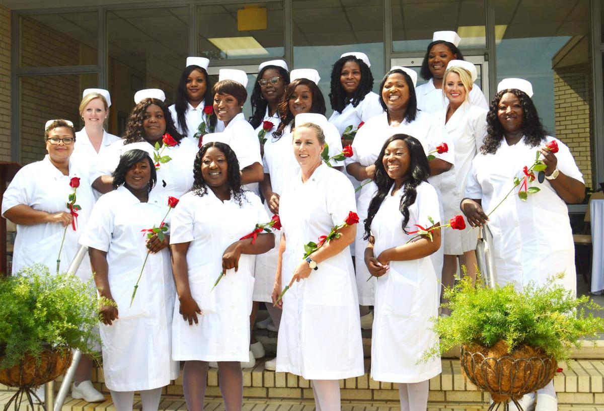 Marion County School of Practical Nursing celebrates graduation 1