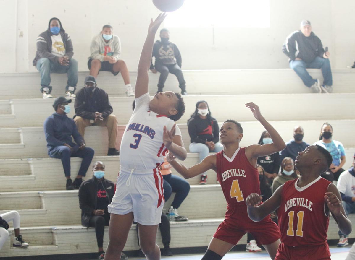 Mullins 12U all-star basketball team wins state championship