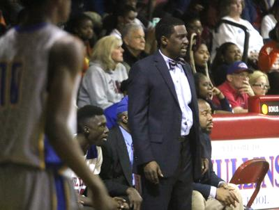 Troy promoted to Mullins High School boys basketball coach