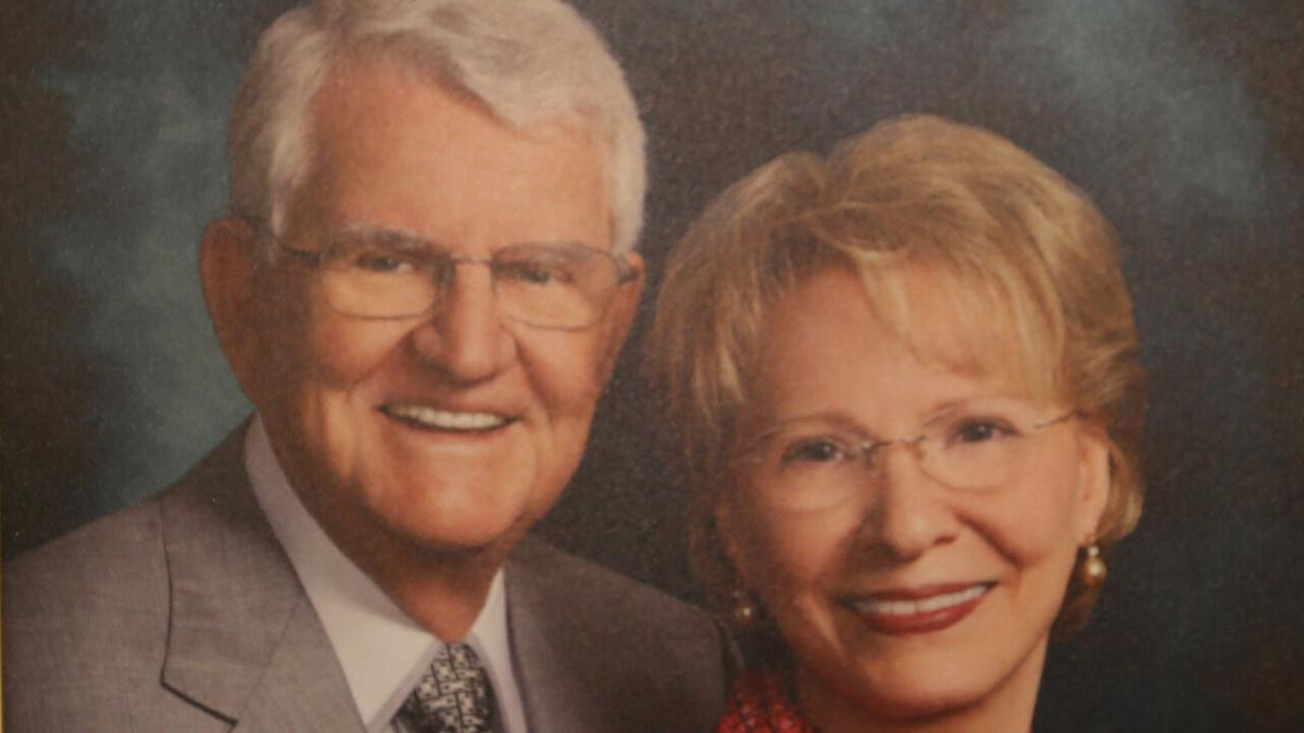 Billy and Ann Powers