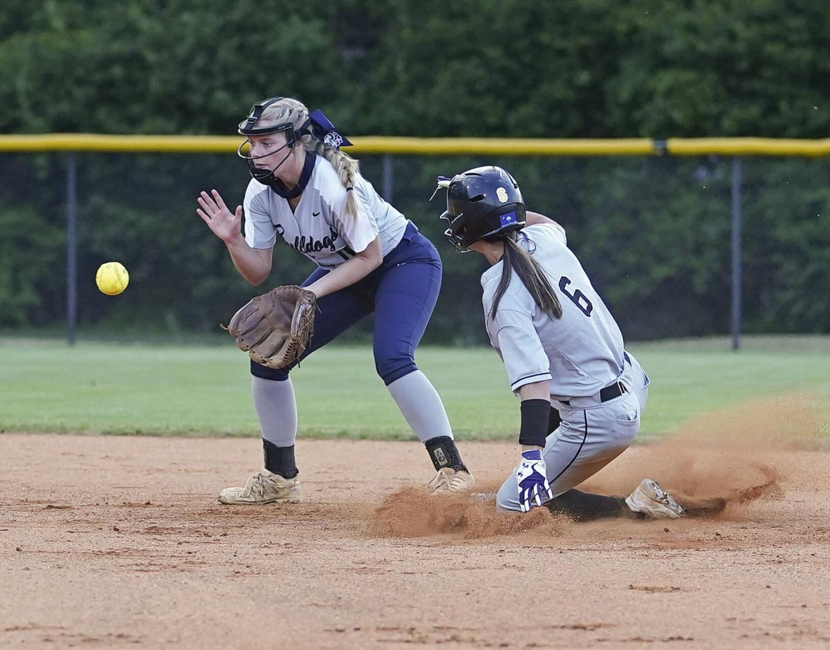 Dillon vs. Georgetown girls softball