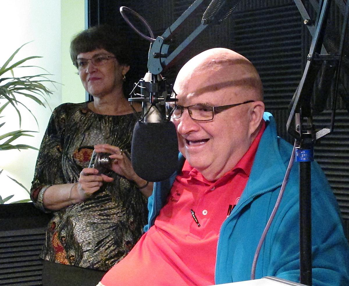 Pee Dee radio personality Tom Kinard dies