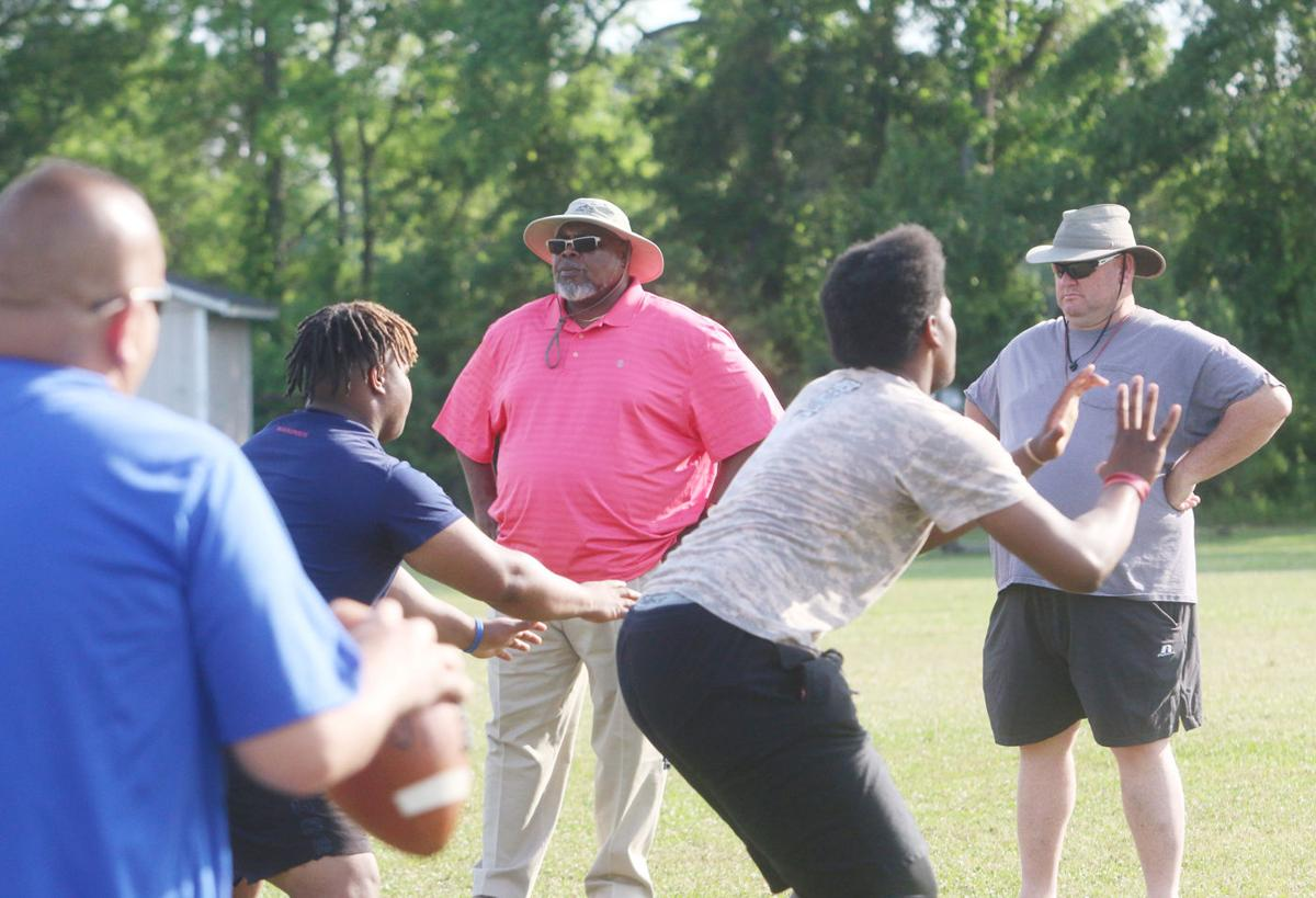 New horizon for Mullins football program