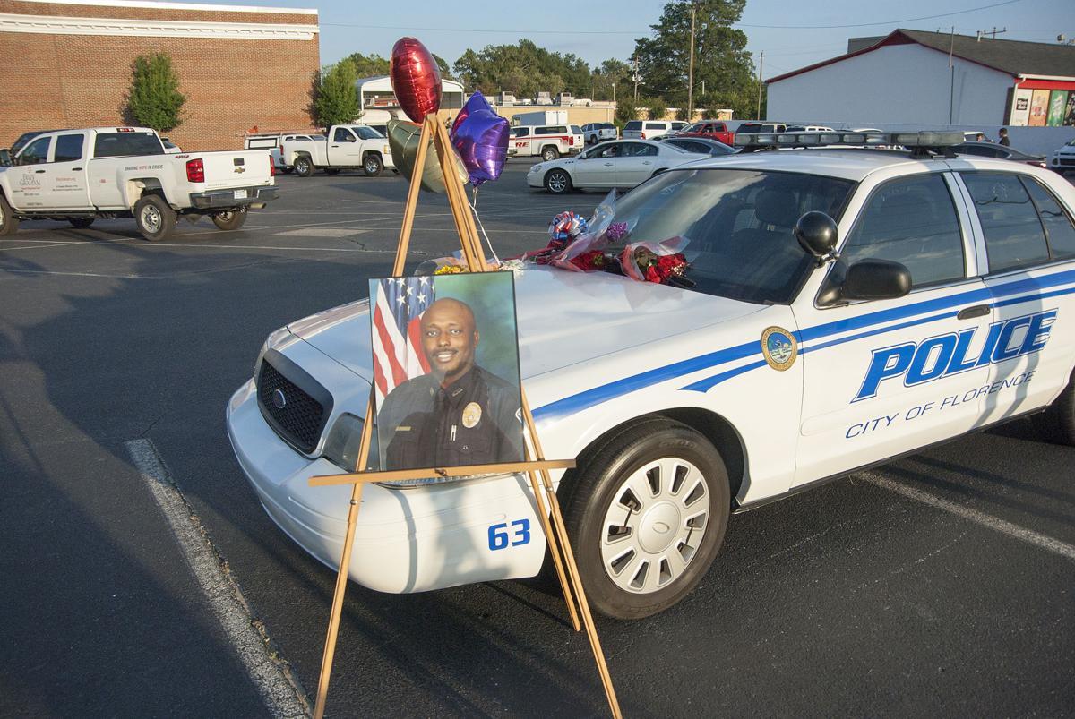 Florence Police Officer Killed