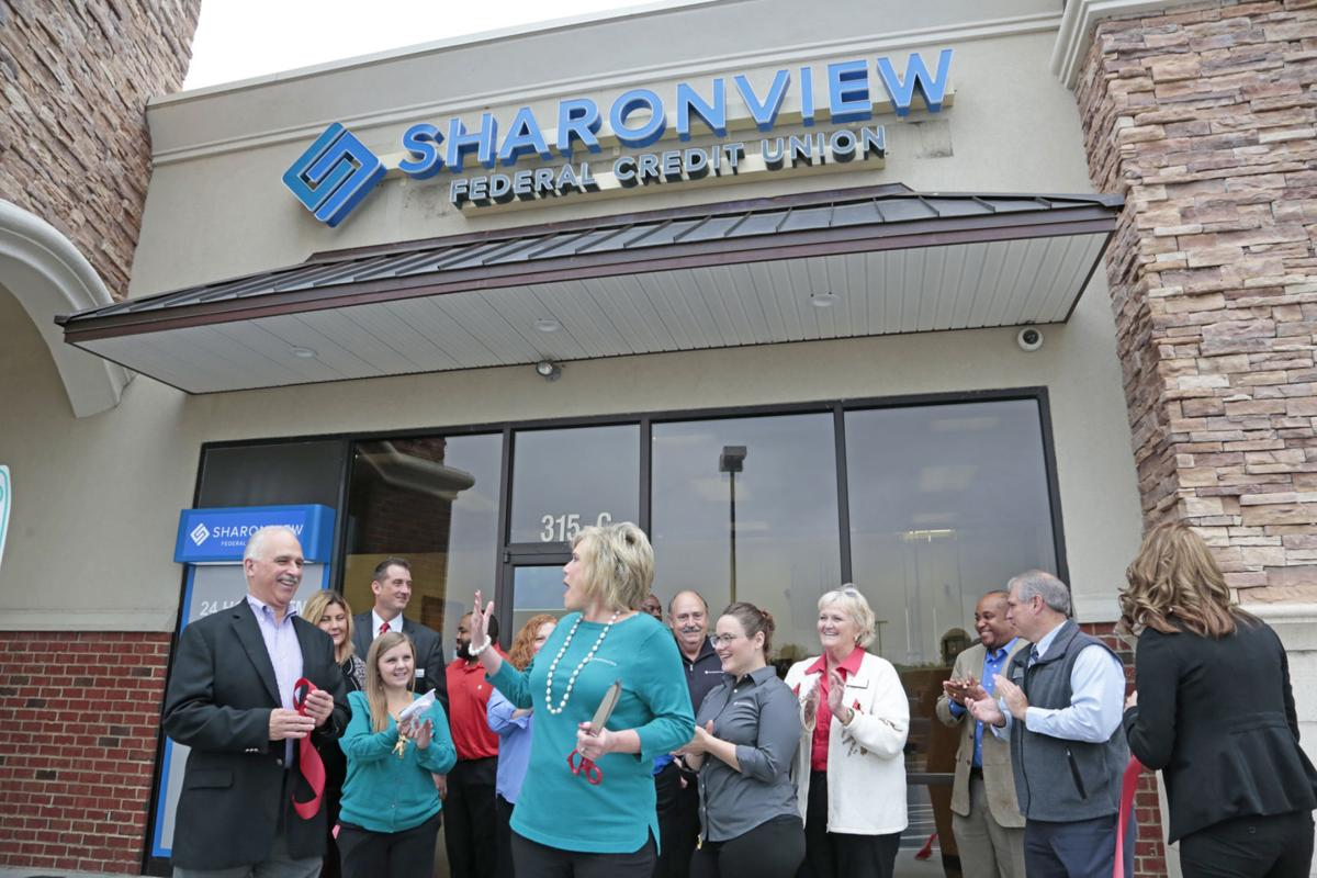 Sharonview Credit Union >> Sharonview Federal Credit Union Unveils New Logo With Chamber Event