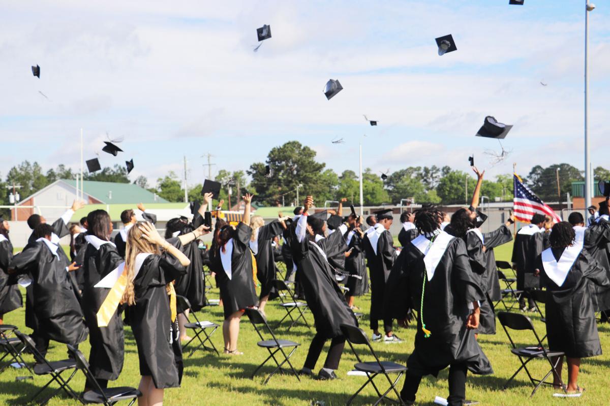 Lamar High 2021 Graduation
