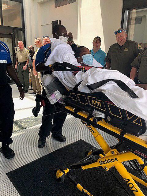 Injured Deputy