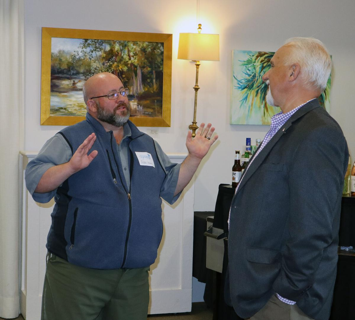 Chamber holds first Business After Hours since COVID-19 restrictions