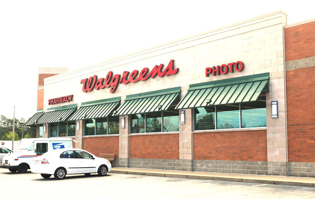 Mullins Walgreens to close in June