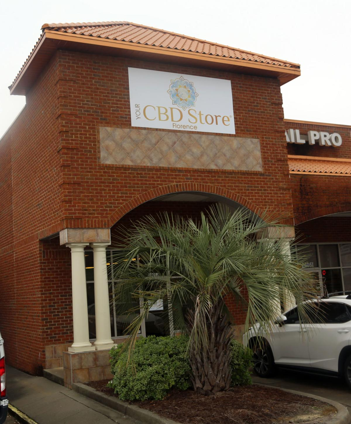 Florence's first cannabidiol store holds grand opening | Pee Dee