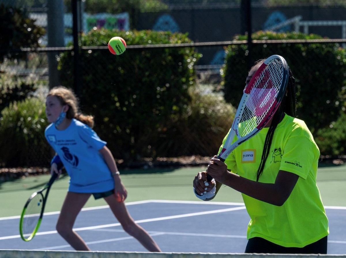 FTA student tennis camp