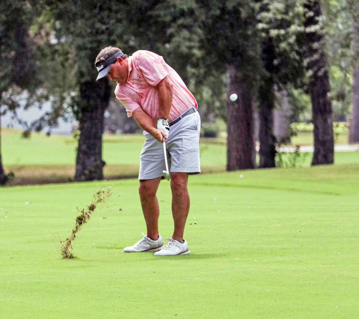 Jamie Stanley golf