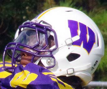 Wilson helmet