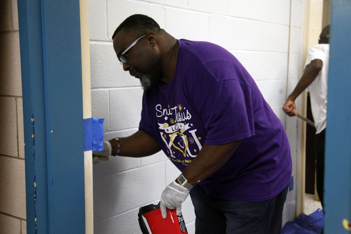 Wallace Gregg Elementary School Volunteers