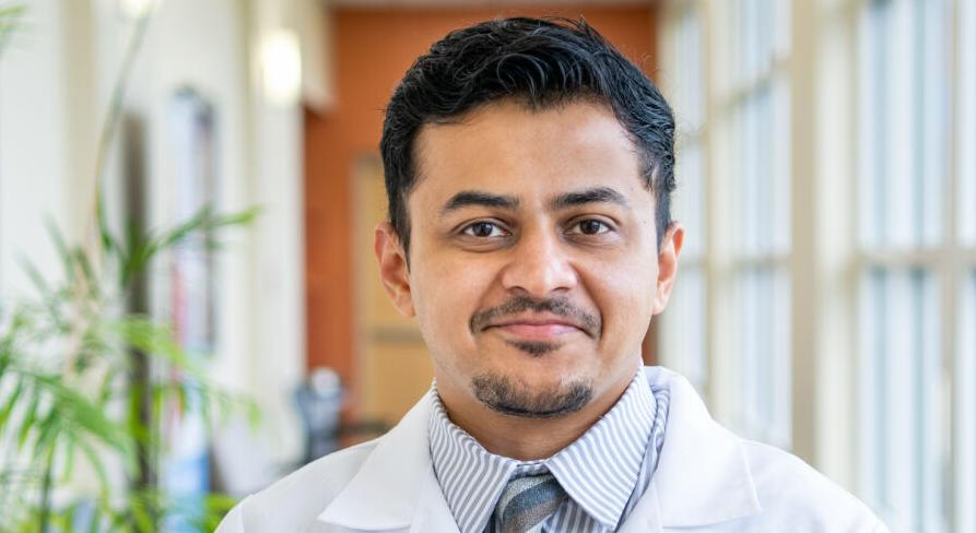 HopeHealth physician Padigar S. Tantry, MD