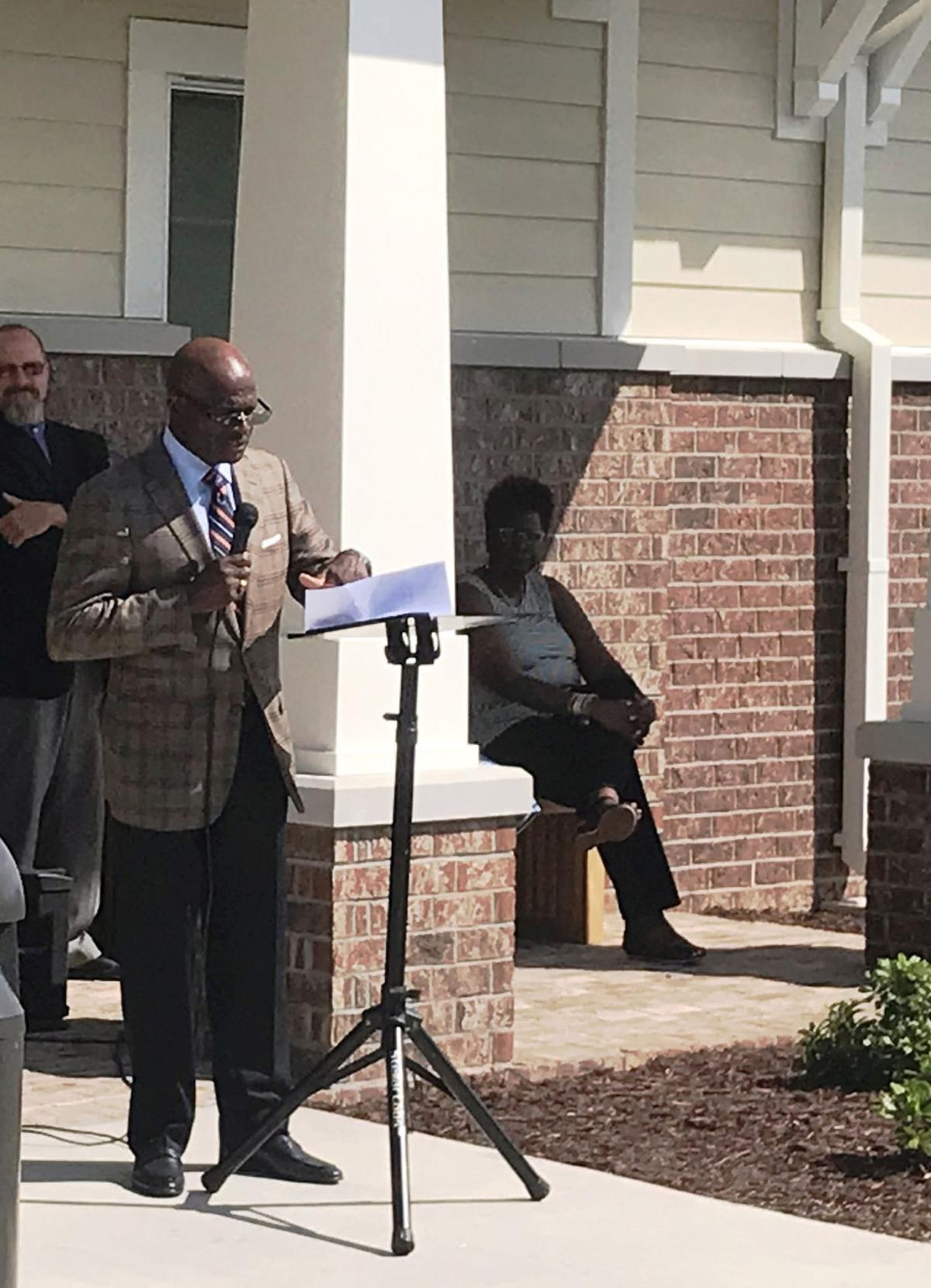 Trinity Behavioral Care opens new facility in honor of Sen. Williams