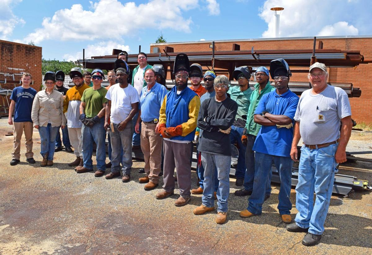 Nucor Donates More Than 24 000 Pounds Of Steel To Fdtc