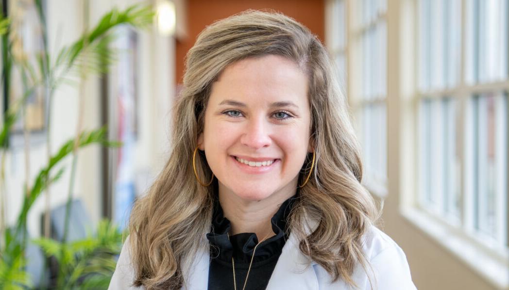 Caitlin Jordan, PA