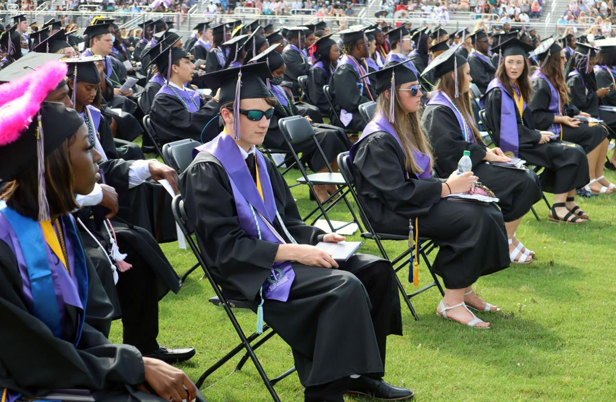 Darlington High School Class of 2021 holds commencement on Friday