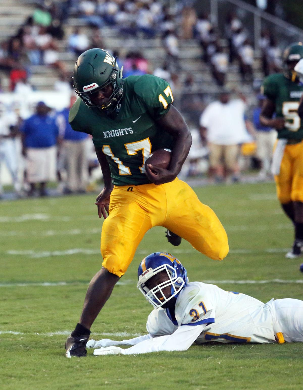 West Florence's Ailym Ford one of five finalists for South ...