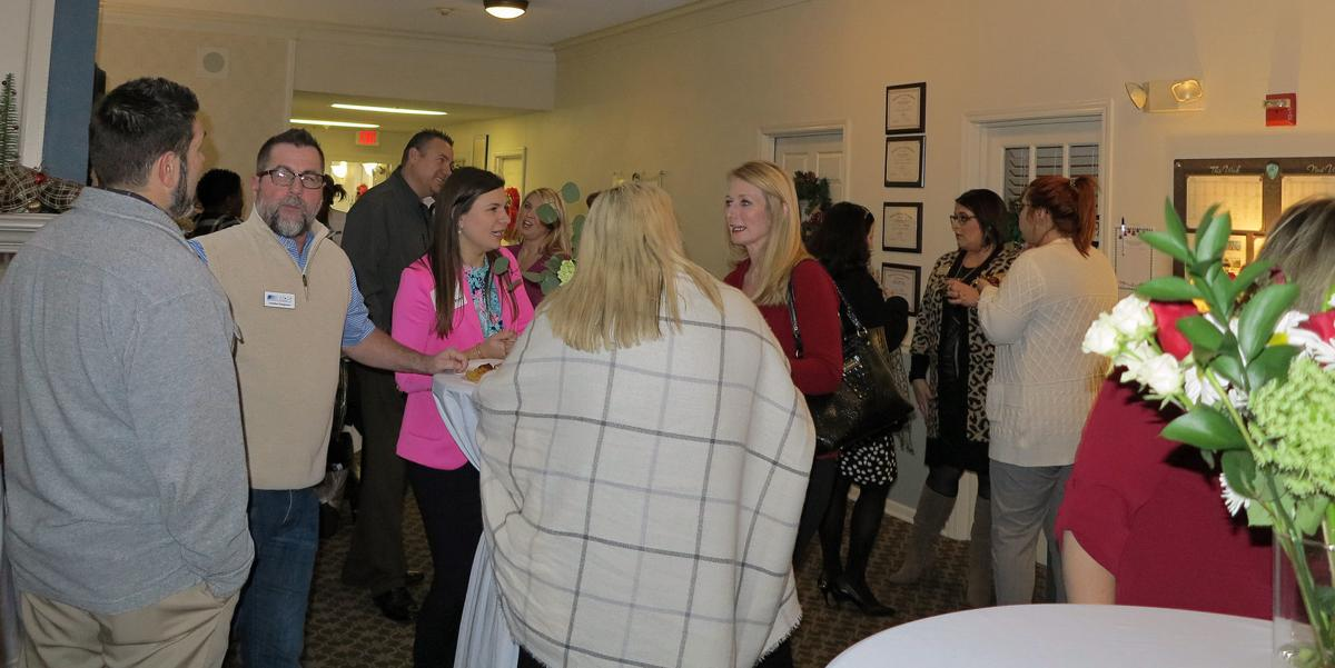 Chamber Business After Hours held at Elmcroft Senior Living