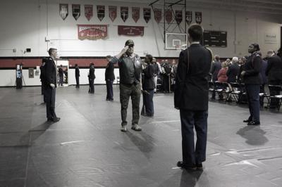 HP Veterans Day