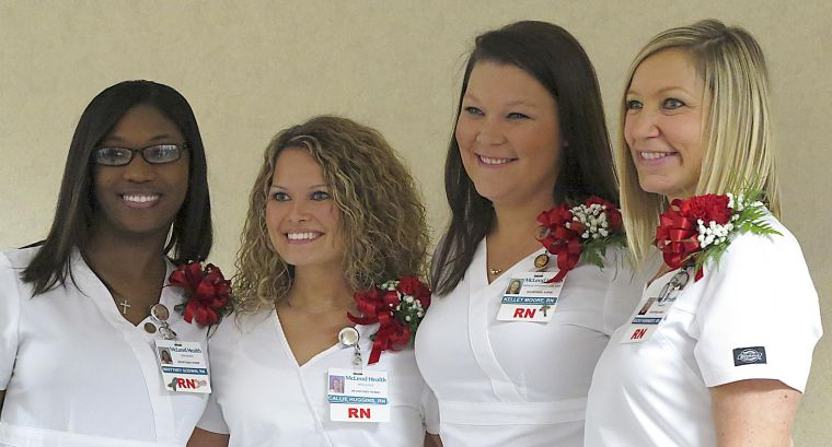 McLeod names its top first-year nurse | Local News | scnow com