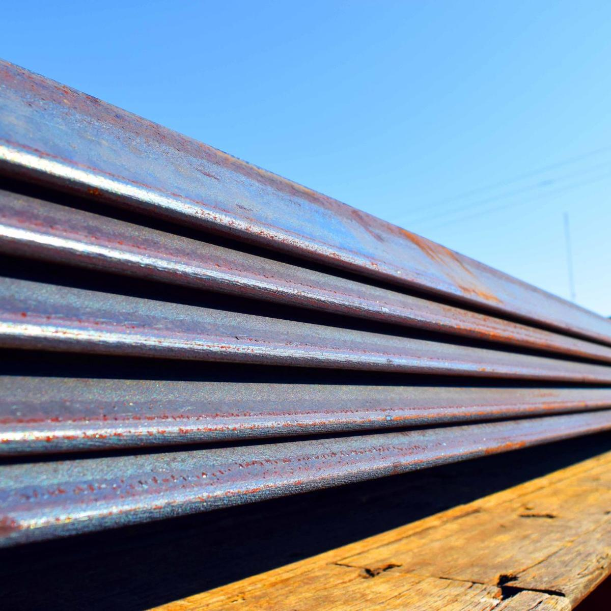 NUCOR donates 25,000 pounds of steel to Florence-Darlington