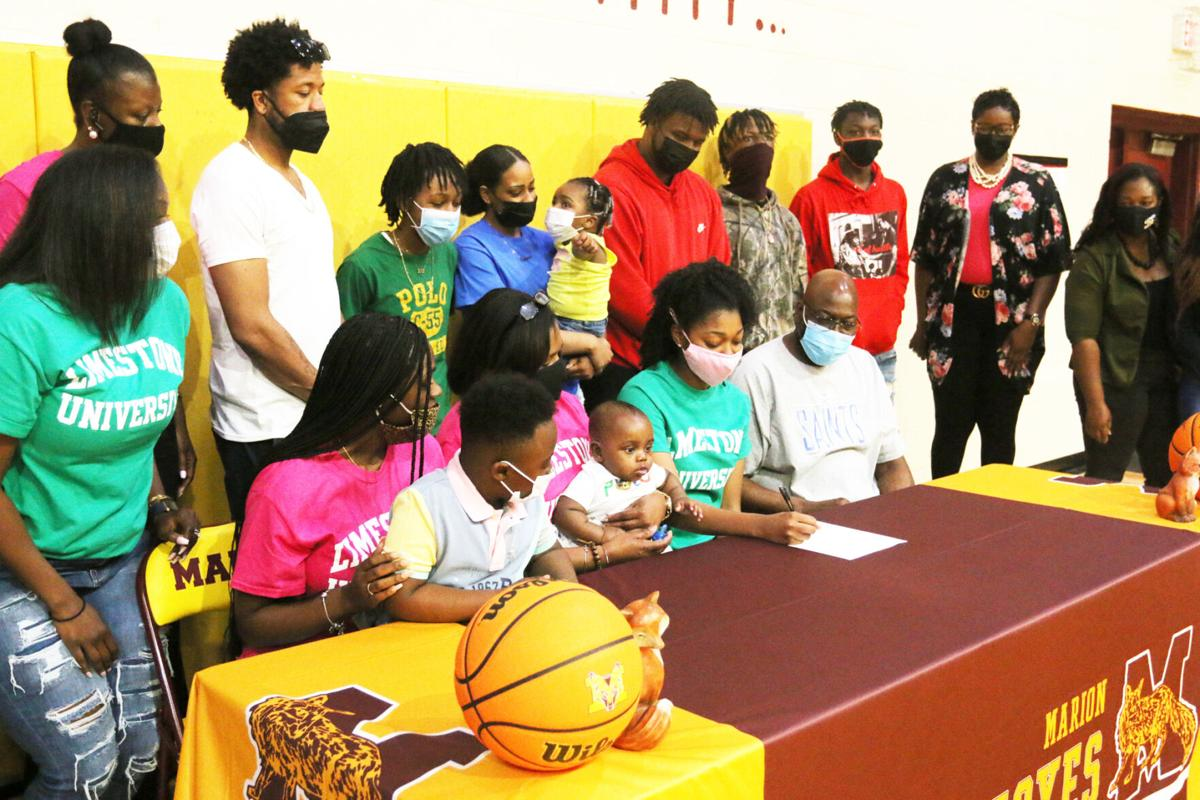 Barnes taking game from Marion to Limestone University,
