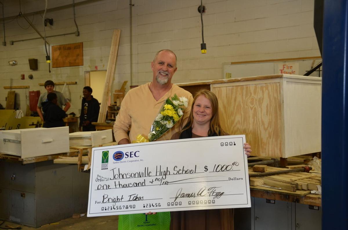 Santee Electric Cooperative awards Bright Ideas grants   News