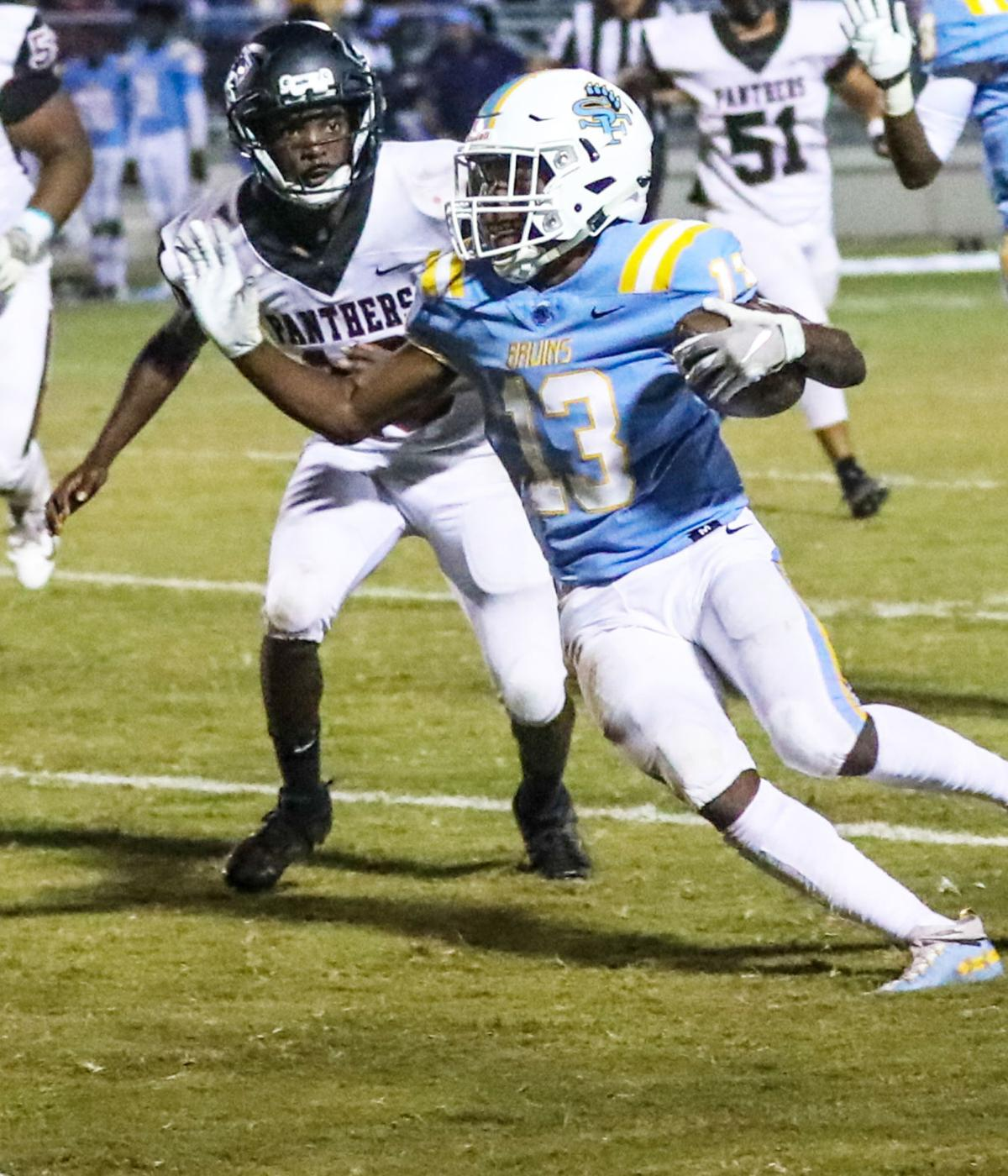 Carolina Forest vs. South Florence