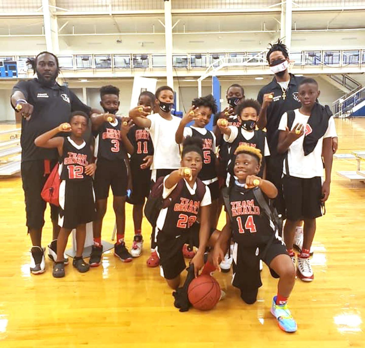Team Gerald Elite wins national travel ball tournament