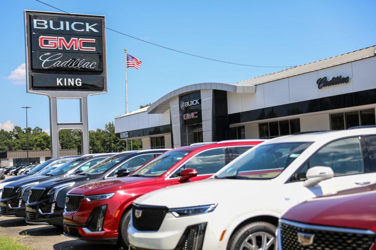 King Cadillac Buick GMC celebrates 40th anniversary ...
