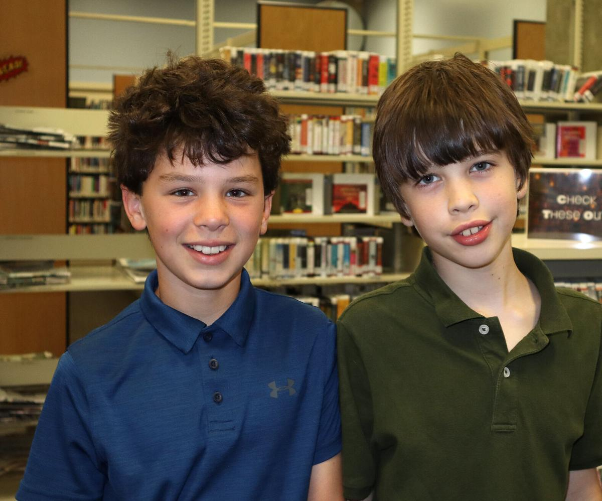 Hartsville homeschooled fifth-graders when national competition for their invention