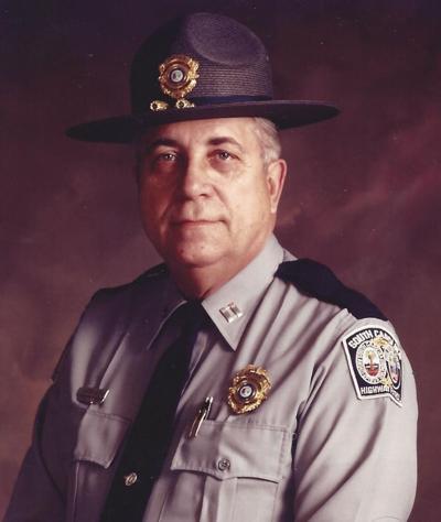 Captain John Clyde Garrison