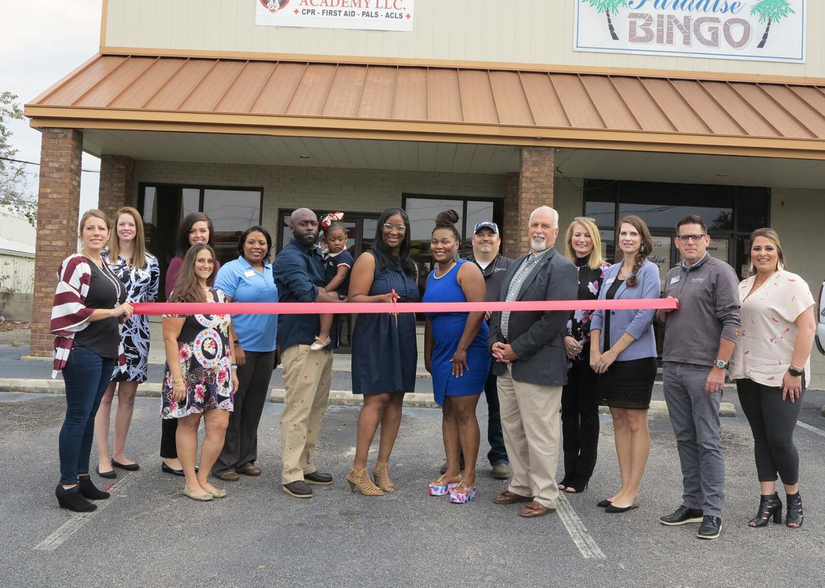 Breath of Life holds ribbon cutting to celebrate chamber membership